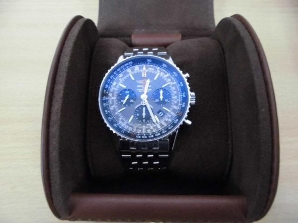 ブライトリング腕時計買取ました。サムネイル