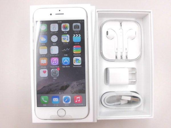 買取 iPhone 6  携帯電話サムネイル
