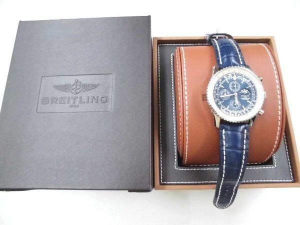 ブライトリング時計ナビタイマーを買取しました。サムネイル