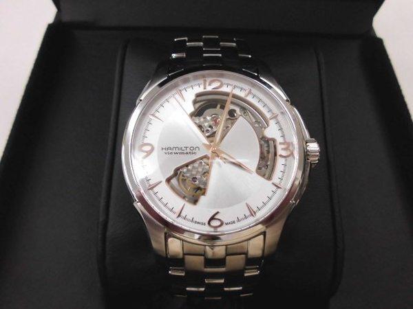 ハミルトン時計 ビューマチック H325651 買取しました。サムネイル