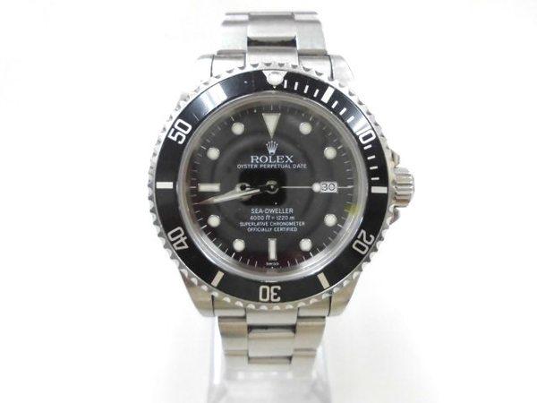 ロレックス時計 16600/シードゥエラーを買取しました。サムネイル