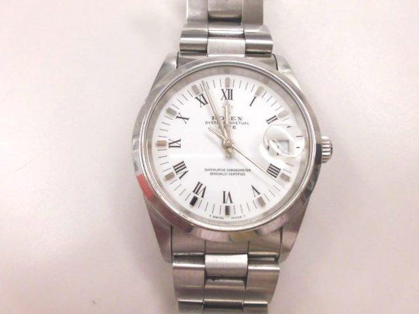 ロレックス時計15200買取しました。サムネイル