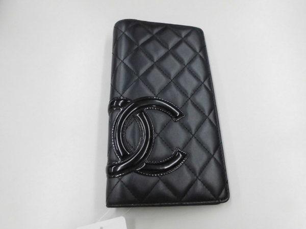 シャネル CHANEL 財布を買取しました。サムネイル
