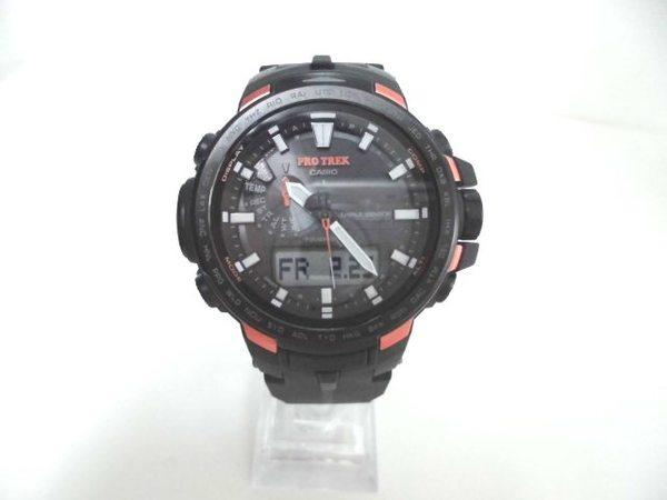 カシオ タフソーラー時計を買取しました。サムネイル