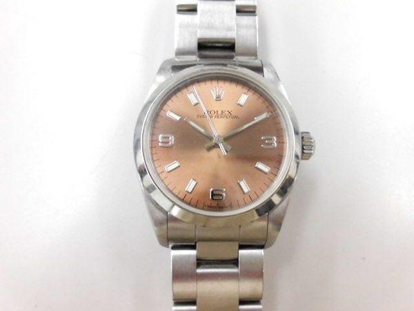 ロレックス/ROLEX 時計を買取しました。サムネイル