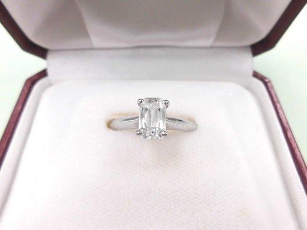 プラチナ PT950の指輪を買取しました。サムネイル