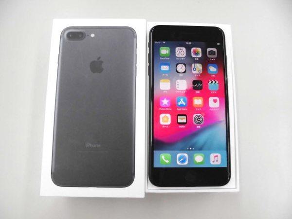 docomo iphone7plus を買取しました。サムネイル