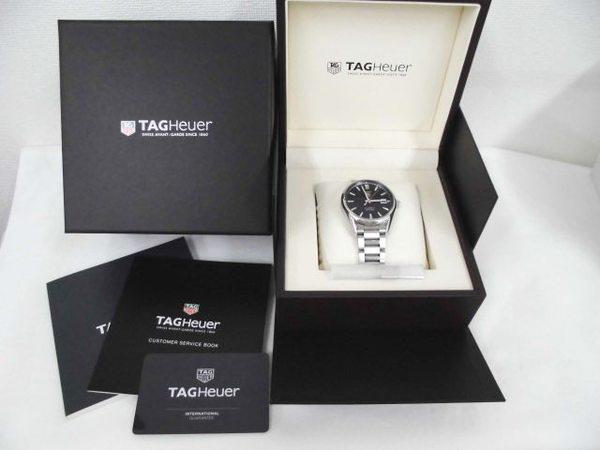 タグホイヤー時計 カレラ/キャリバー5 買取しました。サムネイル