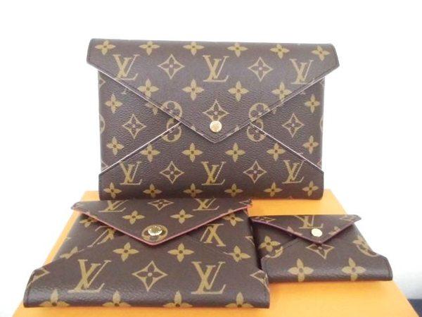 ルイ・ヴィトン 財布を買取しました。サムネイル