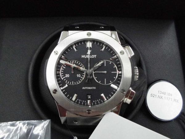 ウブロの時計を買取しました。サムネイル