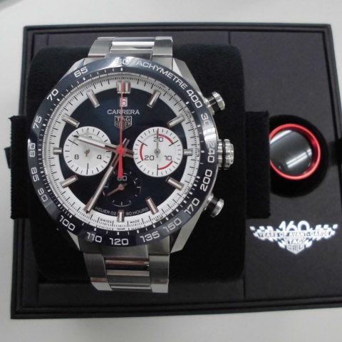 タグホイヤー時計 お買取り致しました。サムネイル