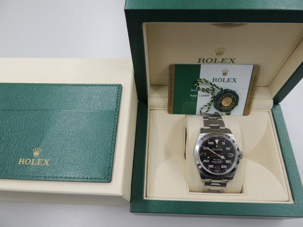 ロレックス時計 エアキングお買取りしました。サムネイル